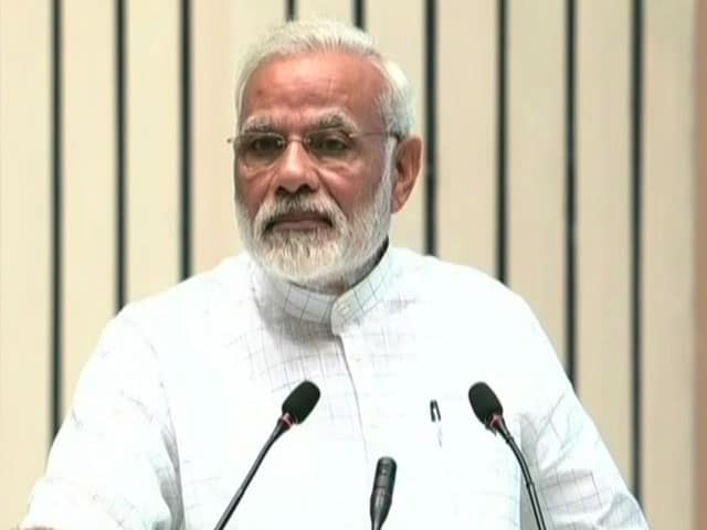 Video : 9/11 Of 1893 Was About Love, Says PM Modi On Vivekananda's Speech