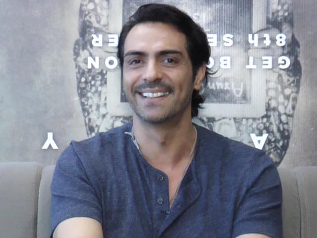 Arjun Rampal On The Response Of Daddy