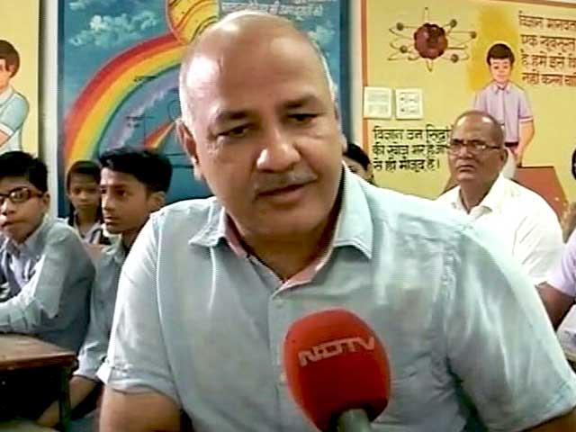 Videos : दिल्ली के सभी स्कूल स्टाफ का होगा वेरिफिकेशन: मनीष सिसोदिया