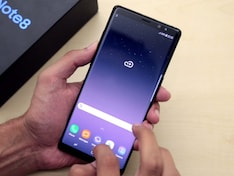 Samsung Galaxy Note 8 Unboxed