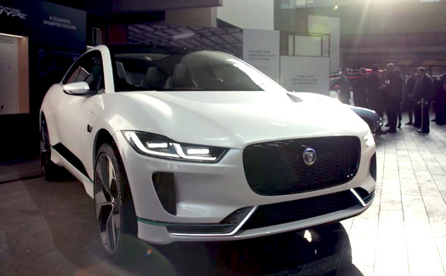 Video : Jaguar Land Rover Plans To Electrify All New Cars From 2020