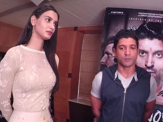 Farhan Akhtar & Diana Penty On Their Favourite Prison Break Films & More