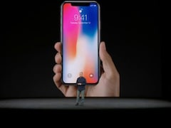 Apple iPhone X With Bezel-less Display, Facial Recognition Launched