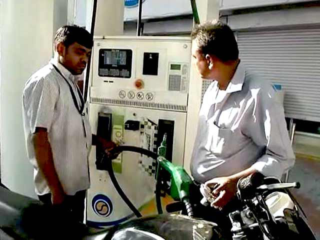 Video : Petrol, Diesel Prices Hit Highest Level Since 2014