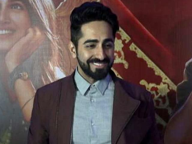 Ayushmann Khurrana On The Success Of Shubh Mangal Savdhan