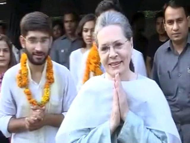 Video : Congress-Backed NSUI Wins Delhi University Top Posts, Says 'Big Comeback'
