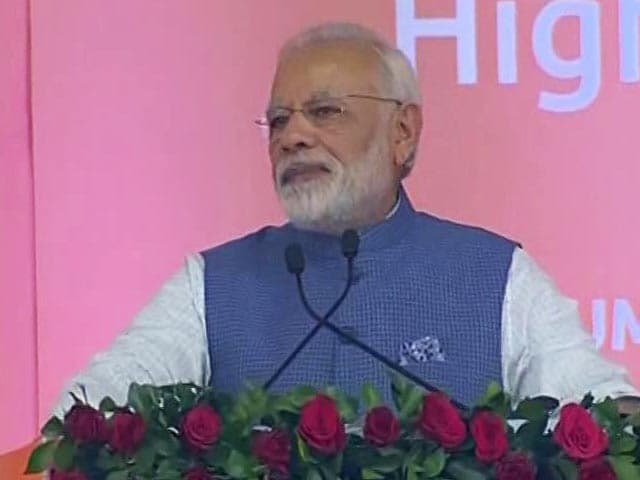 Video : Japan India's True Friend, Says PM On Bullet Train Project Launch