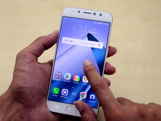 Video : असूस ज़ेनफोन 4 सेल्फी प्रो का फर्स्ट लुक