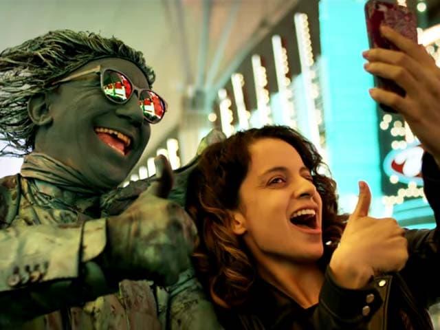 Video : फिल्म रिव्यू: कमजोर फिल्म है 'सिमरन' लेकिन कंगना का दमदार अभिनय