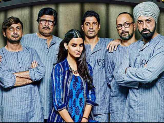 First Impressions of Farhan Akhtar's Lucknow Central