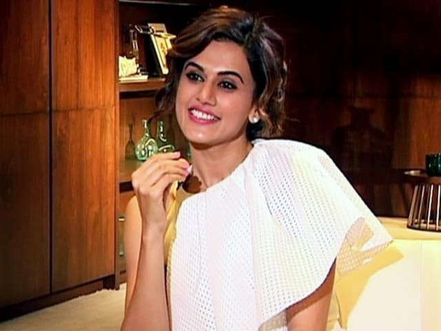 Video : How Techie Is Taapsee Pannu?