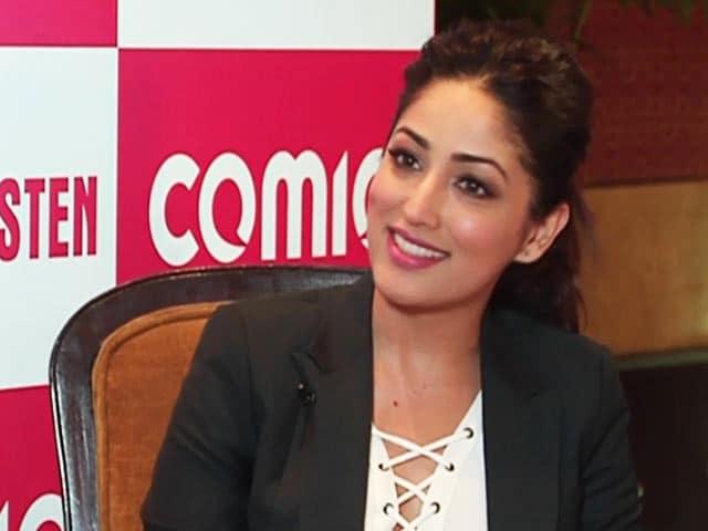 Video : A Candid Conversation With Yami Gautam