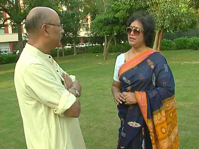 Video : Walk The Talk With Bangladeshi Author Taslima Nasreen