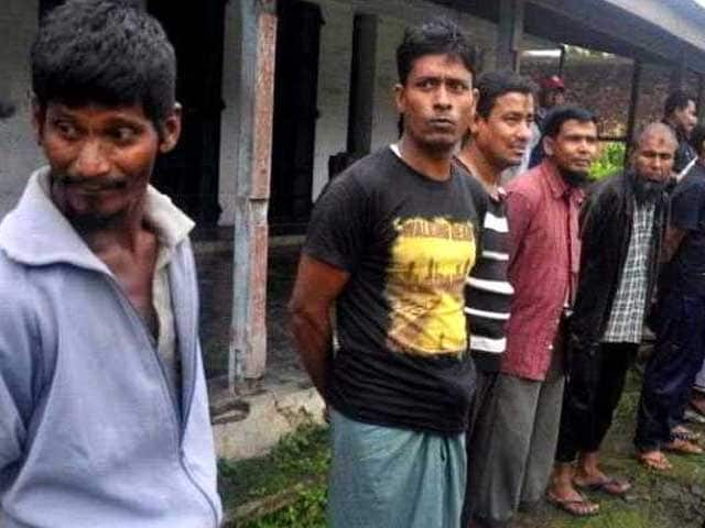 Video : Manipur Awaits To Deport Rohingya Prisoners From Imphal Jail