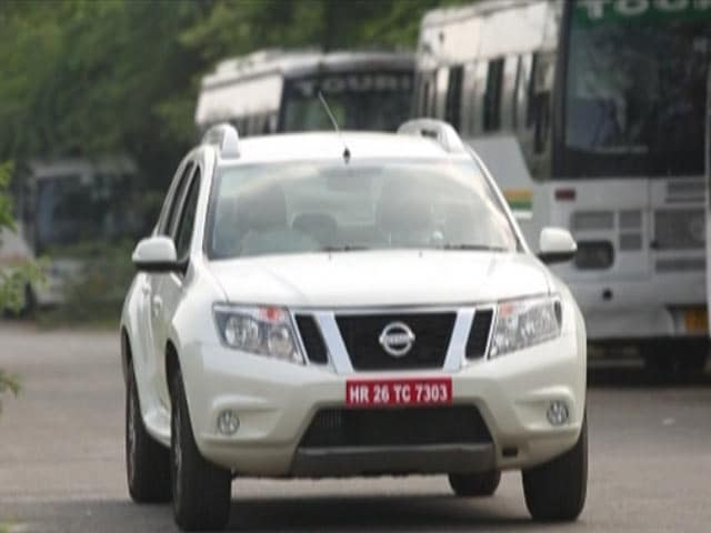 Nissan Terrano: A Techie's Review