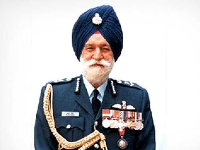 Video : Arjan Singh, Marshal of Indian Air Force, Dies At 98