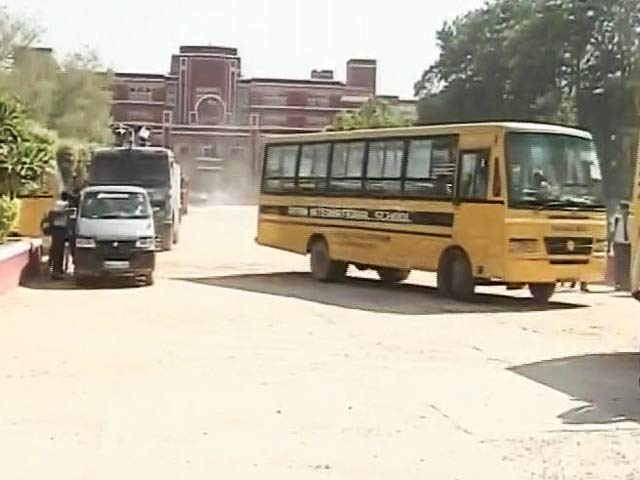 Video : Pradyuman's Class Has Only 4 Students As School Reopens After His Murder