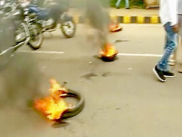 Video : पेट्रोल के बढ़ते दाम के विरोध में ओडिशा में बीजेडी की हड़ताल