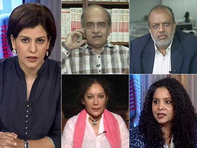 Video : Amit Shah Testimony: Clean Chit For Maya Kodnani?