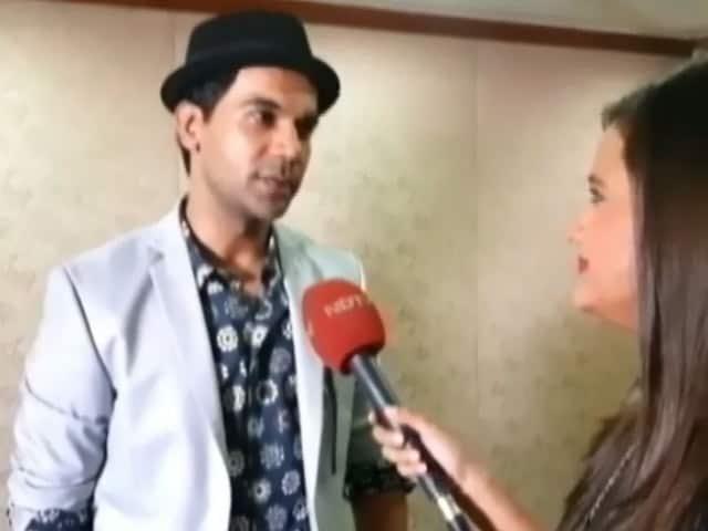 Video : फिल्म 'न्यूटन' के अभिनेता राजकुमार राव से खास बातचीत