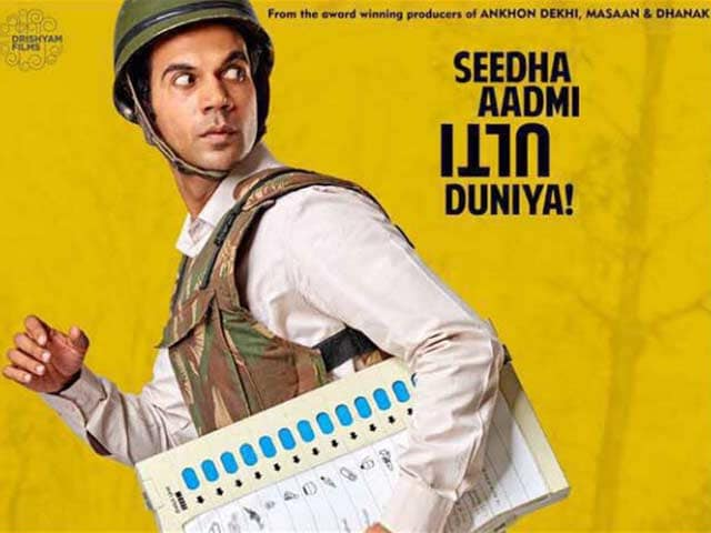 First Impressions of Rajkummar Rao's Newton