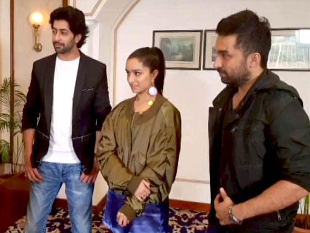 Videos : 'हसीना पारकर' की टीम से विशेष बातचीत