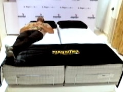 A Rs. 25 Lakh Anti-Snoring Mattress