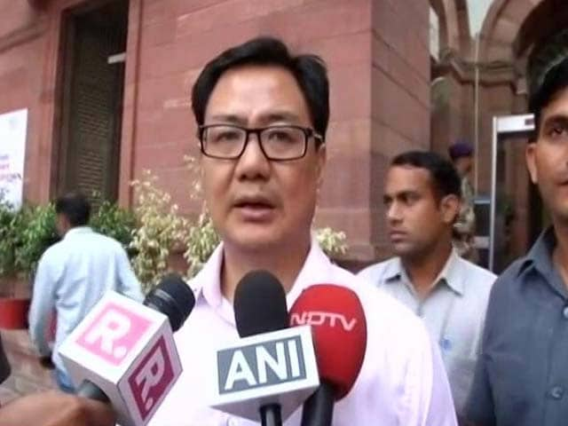 Video : Centre To Urge Supreme Court To Modify Order On Chakma-Hajong Refugees