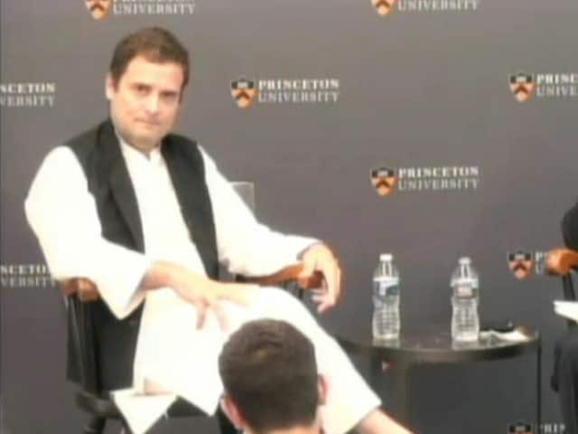 Video : This Is One PM Modi Idea That Rahul Gandhi Wishes Congress Had