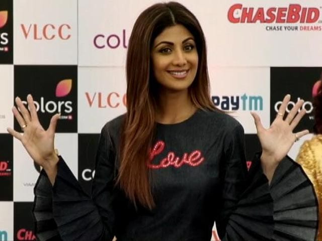 Video : Shilpa Shetty Regrets The Manhandling of Photographers