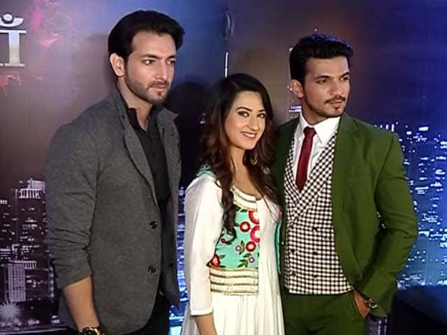 Video : TV Actor Alisha Panwar On Her New Show <i>Ishq Main Marjawan</i>
