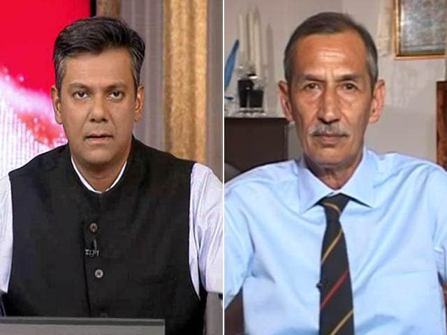 Was Watching, Everything Went As Planned: Ex-Commander On Surgical Strikes