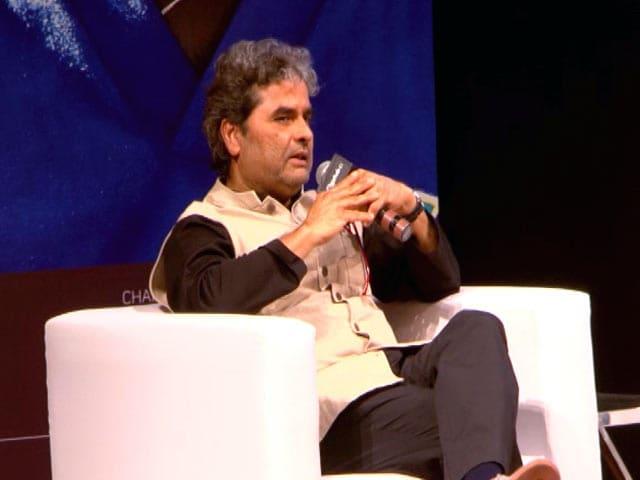 Video : Vishal Bhardwaj Explains His Unusual Style Of Filmmaking
