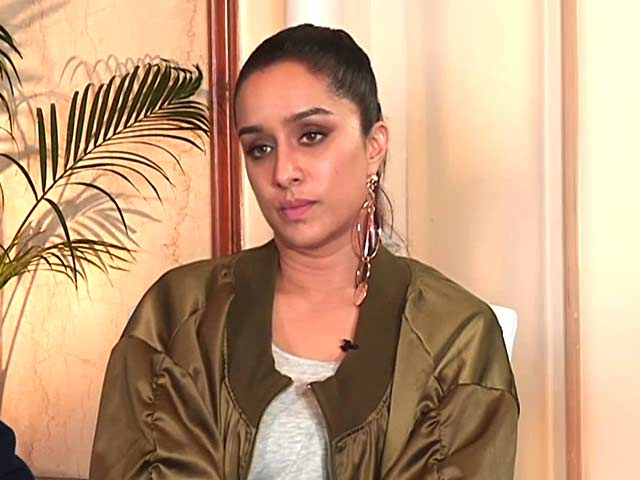 Video : Wish I Was An Assertive Person: Shraddha Kapoor