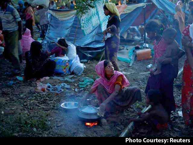 'Saw Daughter Gang-Raped': At Rohingya Camp In Bangladesh, Horror Stories
