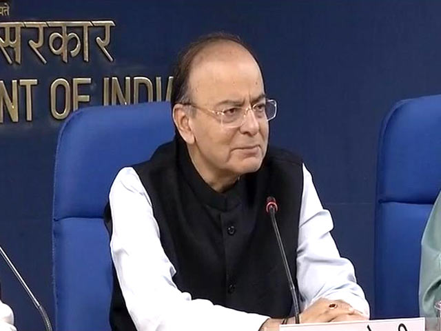 Amid Slowdown Alert, Arun Jaitley Promises To Do What Is 'Necessary'