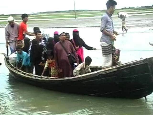 Videos : GROUND REPORT : जोखिम में डालकर बांग्लादेश पहुंच रहे हैं रोहिंग्या शरणार्थी