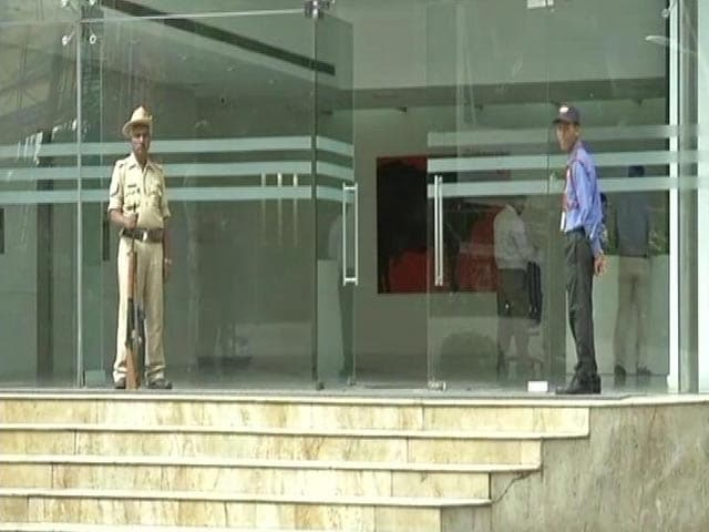 Video : Tax Raids On Former Karnataka Chief Minister SM Krishna's Son-In-law