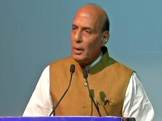 Video : Why Not Deport Rohingya, Myanmar Will Accept Them: Rajnath Singh