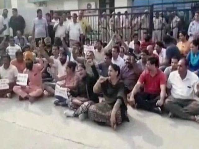 Video : Days After Gurgaon Horror, 9-Year-Old Molested In Panipat School Toilet