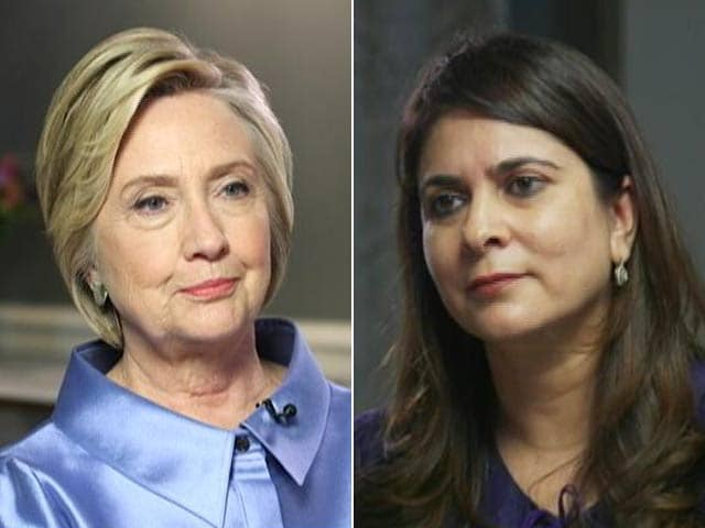 Watch: NDTV Exclusive With Hillary Clinton