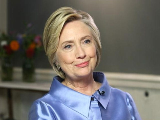 Video : Easy For Women To Be Elected In Parliamentary System: Hillary Clinton To NDTV