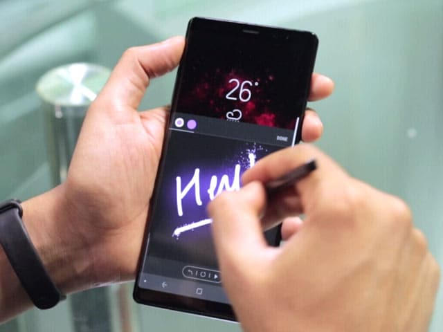Video : Samsung Galaxy Note 8 Review