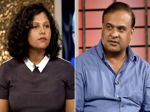 Video : 'Rahul Gandhi Is A Feudalist': Himanta Biswa Sarma To NDTV
