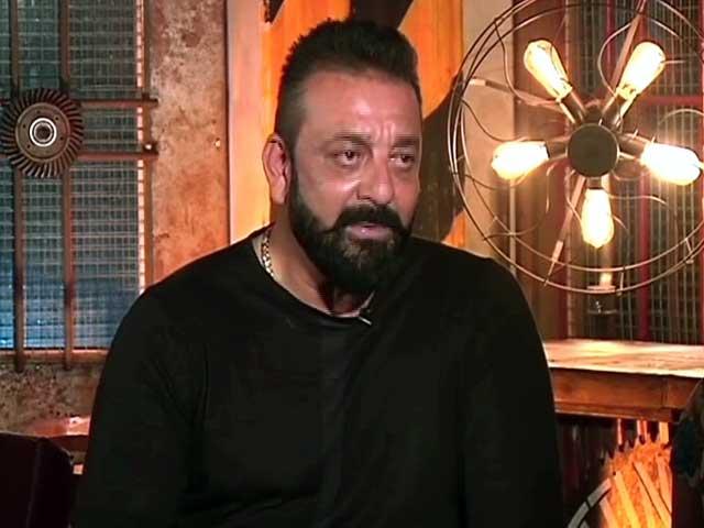 Video : Sanjay Dutt In The Spotlight