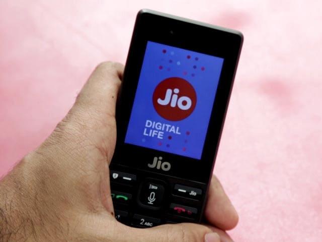 जियो फोन पहली नज़र में...