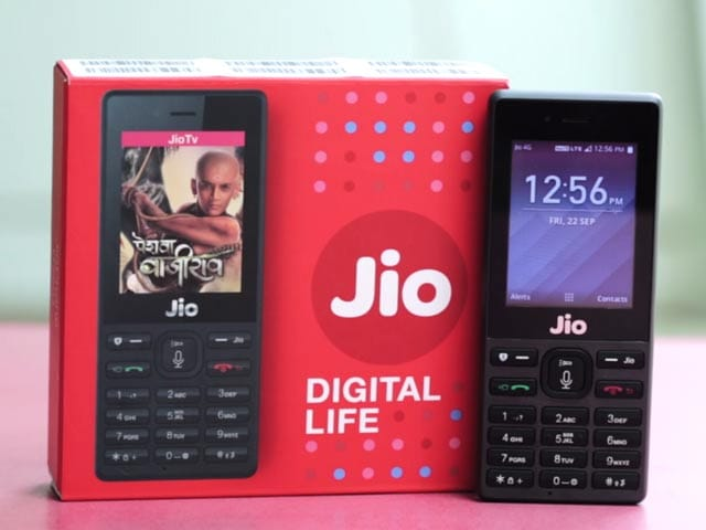 Video : Reliance Jio Phone First Look
