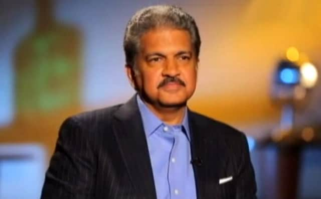 Video : In Conversation With Anand Mahindra, Chairman, Mahindra Group