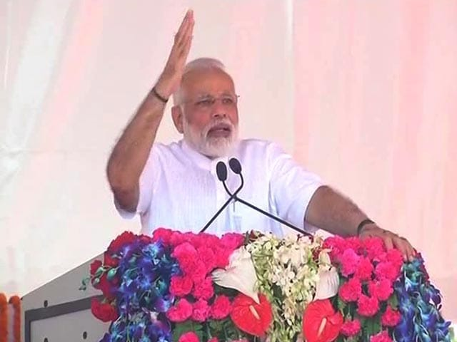 Video : Governance Isn't About Winning Elections, Nation First, Says PM