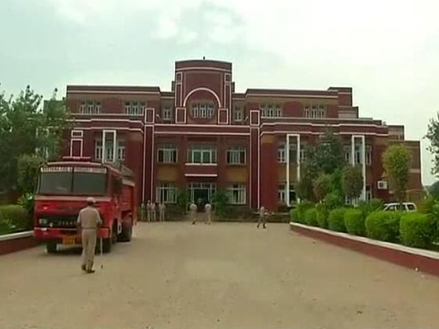 Video : Gurgaon's Ryan International School Reopens With Heightened Safety Measures